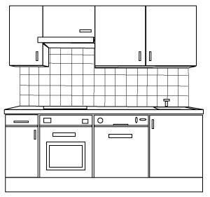 Progettare una cucina cucina - Comporre una cucina ...