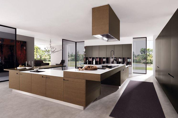 Composizioni Di Cucine Moderne.Progetto Cucina Composizione Triangolare Cucina Idea Per