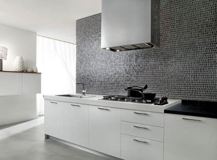 rivestimento cucina moderna - Cucina
