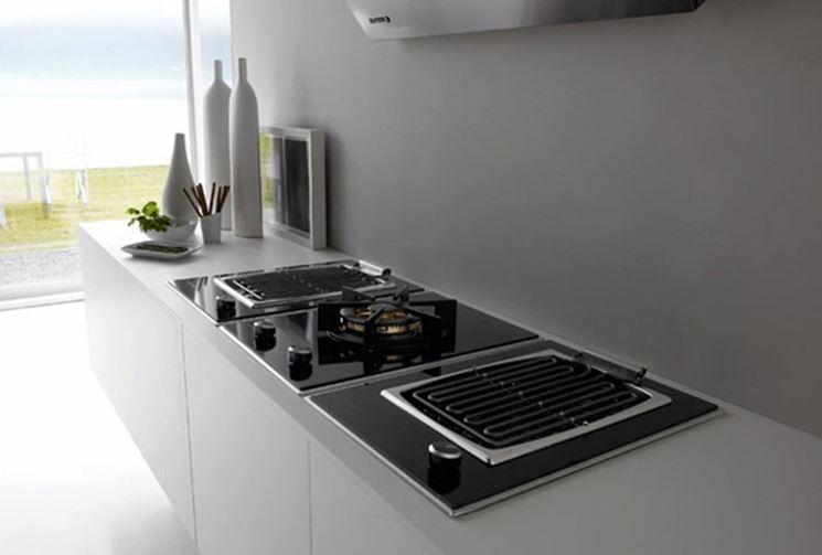 Scegliere gli elettrodomestici per la cucina cucina - Elettrodomestici cucina a gas ...