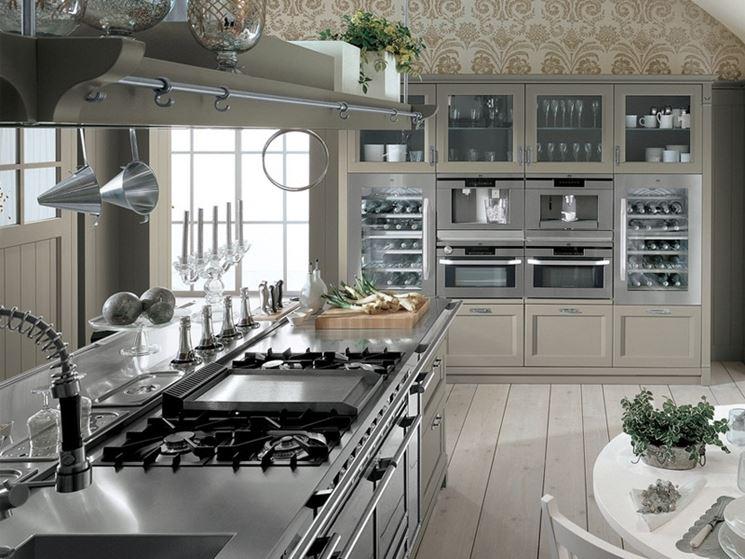 scegliere gli elettrodomestici per la cucina - cucina - quali ... - Cucina Elettrodomestici