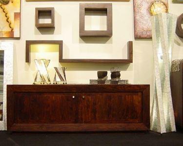 Mobili in legno mobili for Arredi etnici