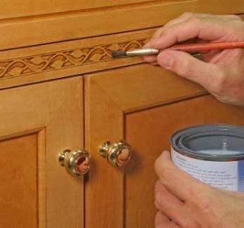 Restauro legno mobili - Restaurare un mobile in legno ...
