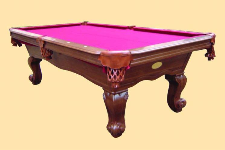 tavolo biliardo