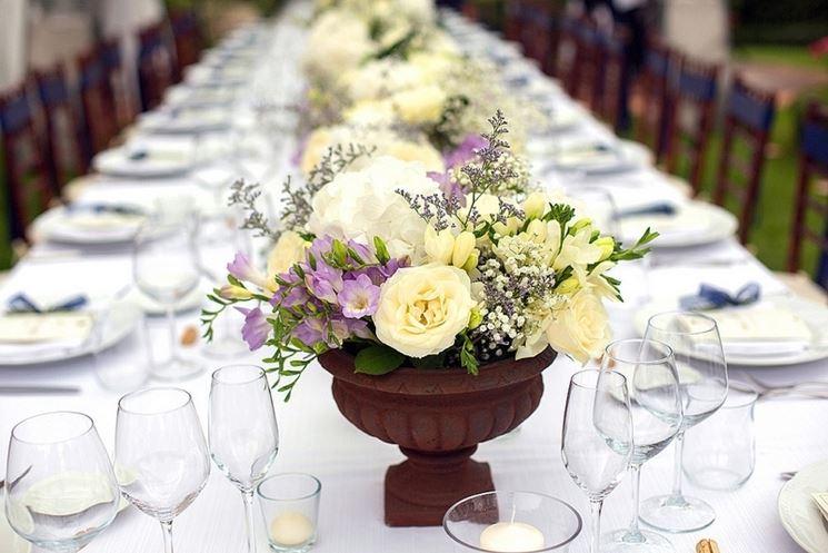 decorare la tavola