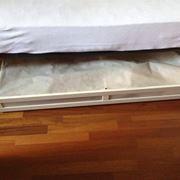 Alcune note sui contenitori sotto letto
