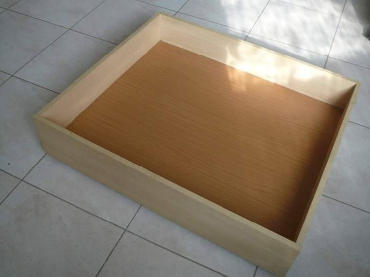 Come funzionano i contenitori sotto letto