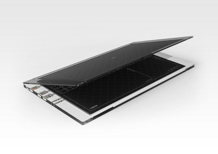 notebook Luce senza corrente