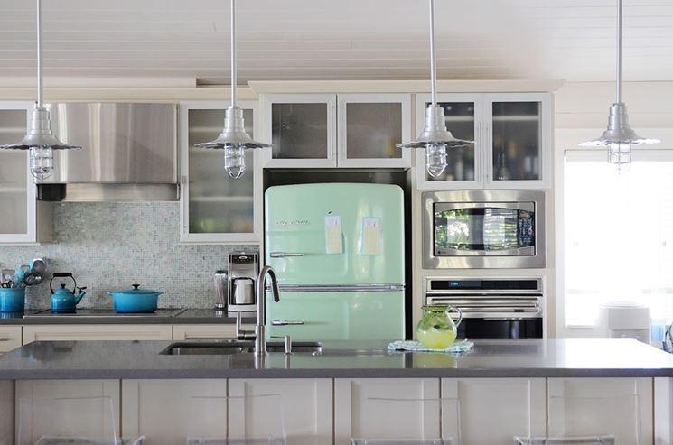 esempio di frigo vintage
