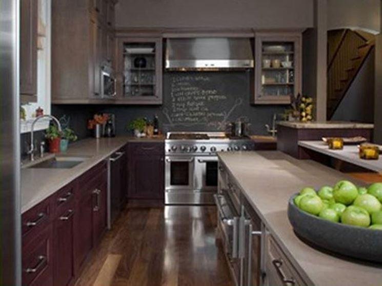 costruire una lavagna in cucina fai da te