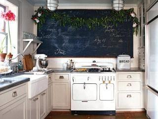 Lavagna in cucina - Oggetti di casa