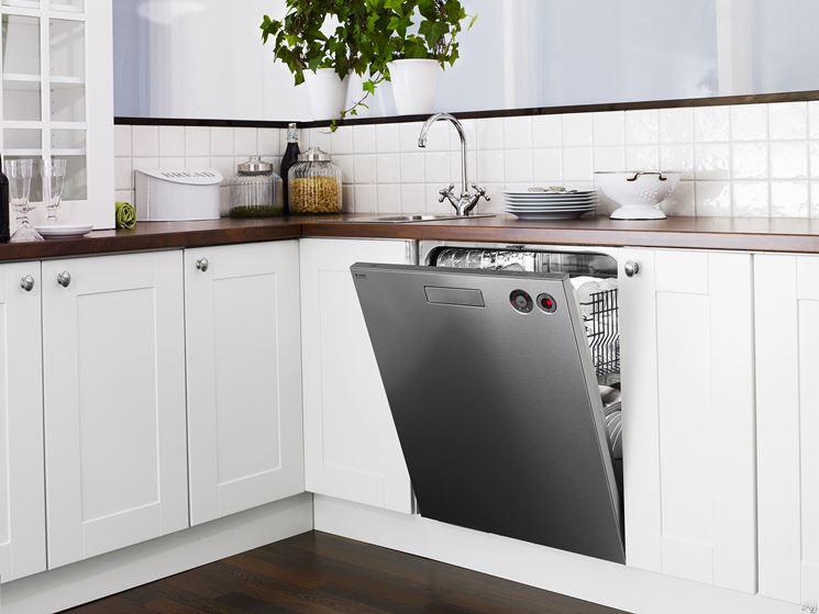 lavastoviglie ad incasso