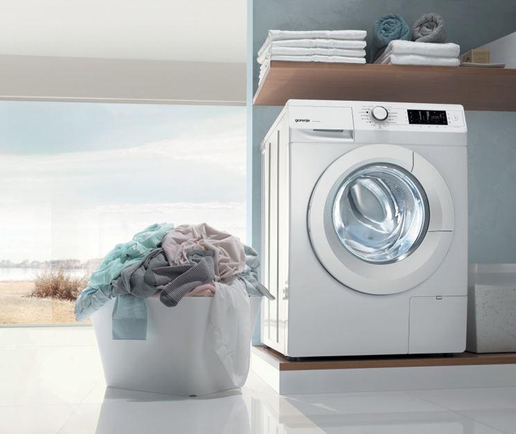 esempio di lavatrice moderna