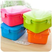 lunch box colorate