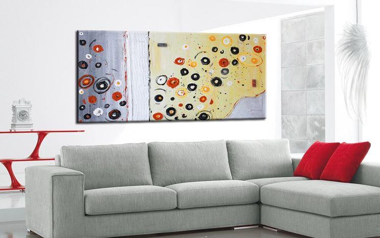 Quadri astratti per arredare la casa oggetti di casa scegliere quadri astratti - Quadri per casa moderna ...