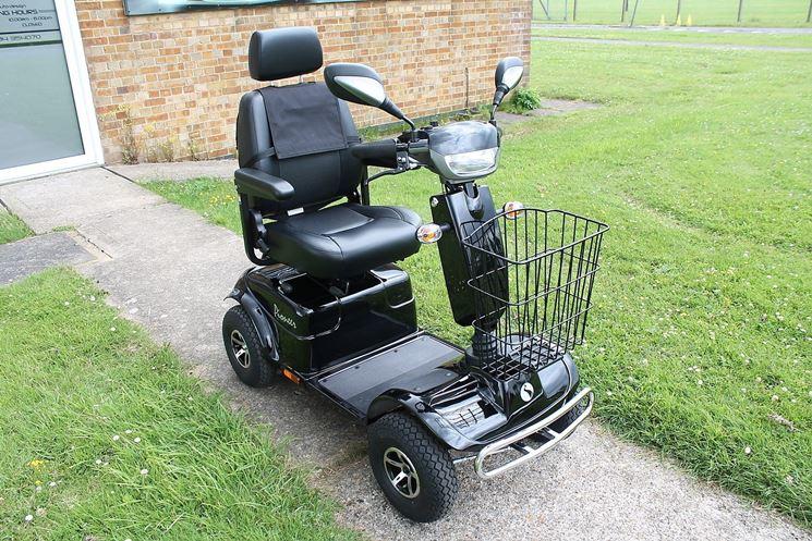 Scooter per anziani normativa