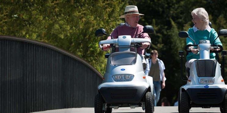 Scooter per anziani acquisto
