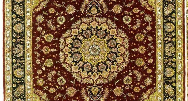lavorazioni del tappeto orientale
