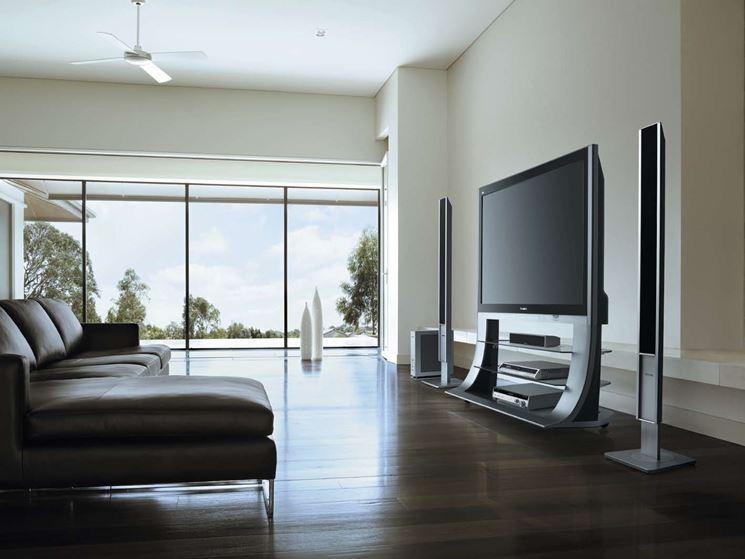 Zona musica in soggiorno - Oggetti di casa - Realizzare una zona musica in so...