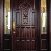 porta mogano