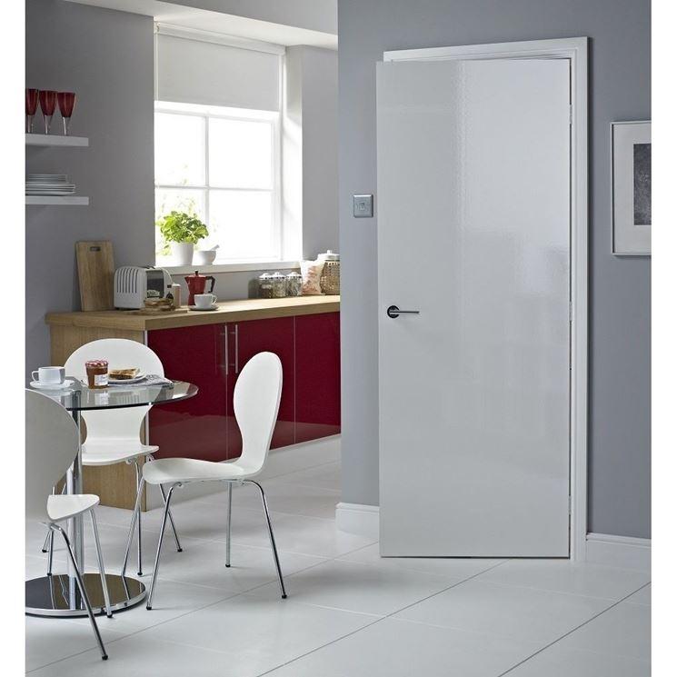 porta moderna standard