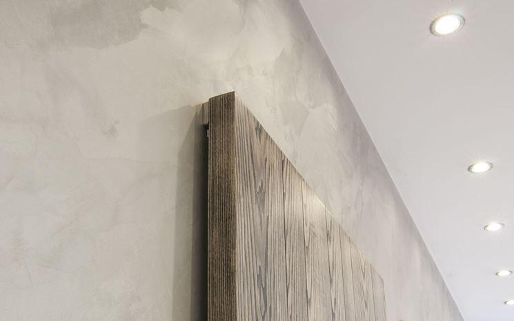 Montare una porta scorrevole esterna al muro porte - Porta scorrevole esterno muro prezzo ...