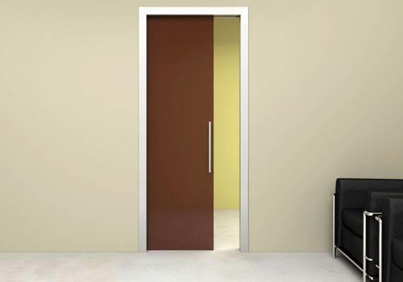 Porta scorrevole fai da te porte - Porta scorrevole da interno ...