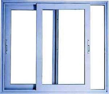 porta finestra colorata