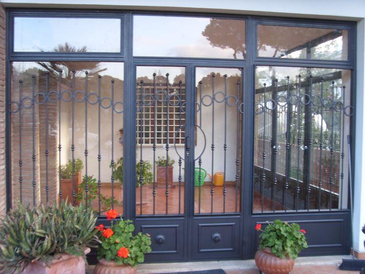Porte In Ferro Porte Modelli E Caratteristiche Delle