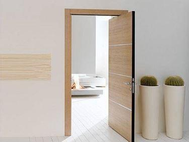 porta in legno interni