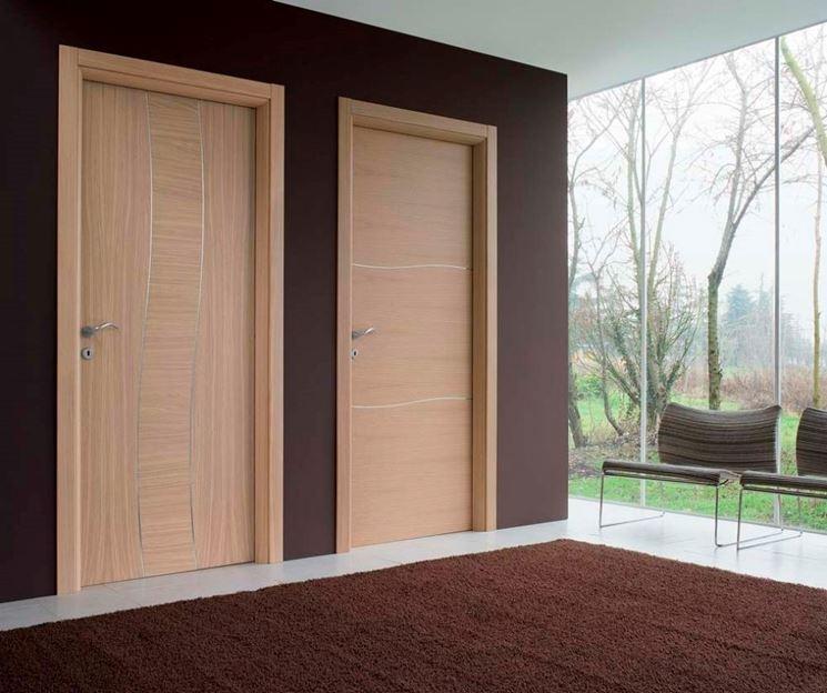 Porte rovere sbiancato porte porte in rovere sbiancato for Abbinamento parquet e porte