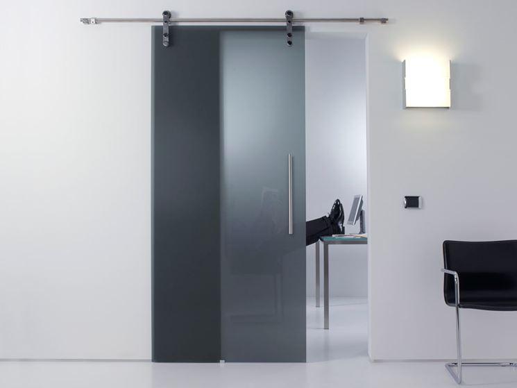 Porte scorrevoli esterne porte - Montare una porta a soffietto ...
