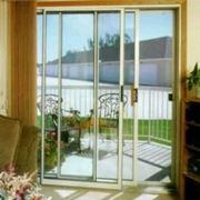 porte scorrevoli in vetro