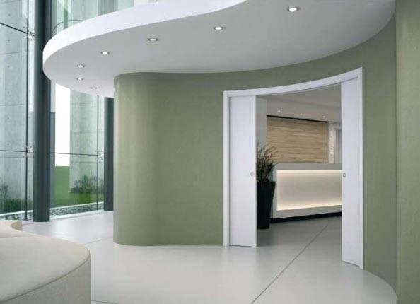 Porte scrigno curve porte - Insonorizzare porta ...