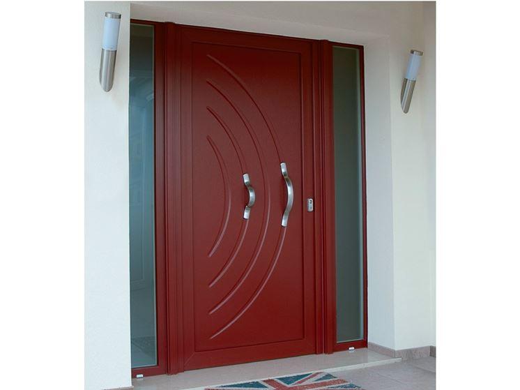 Porta ingresso PVC