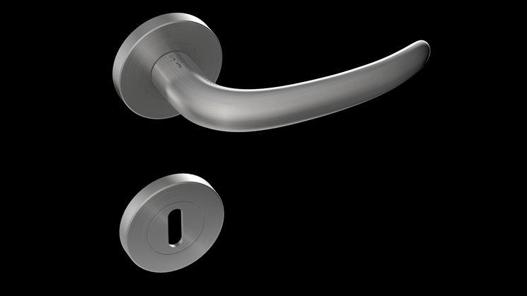 maniglia e serratura