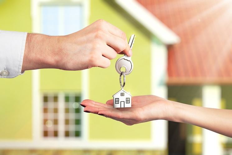 Casa con affitto a riscatto