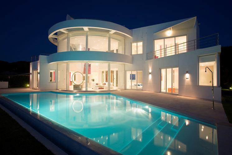 esempio di casa di lusso