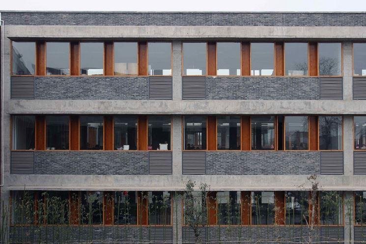 facciata condominiale