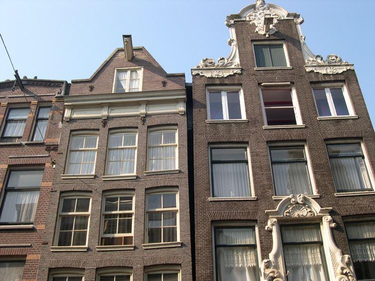 finestre in facciata