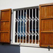 grate alle finestre comuni