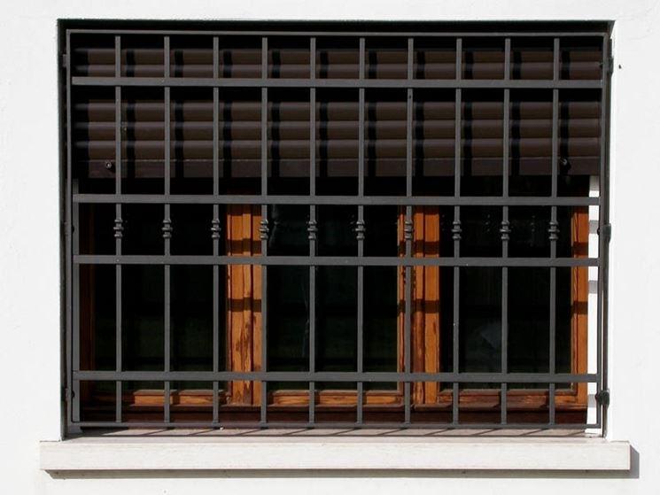 Grate alle finestre di propriet comune regole e tasse - Grate alle finestre ...
