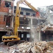 demolizione parziale