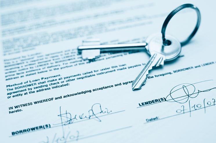 donazione immobile contratto