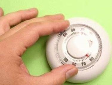 L'uso del termostato