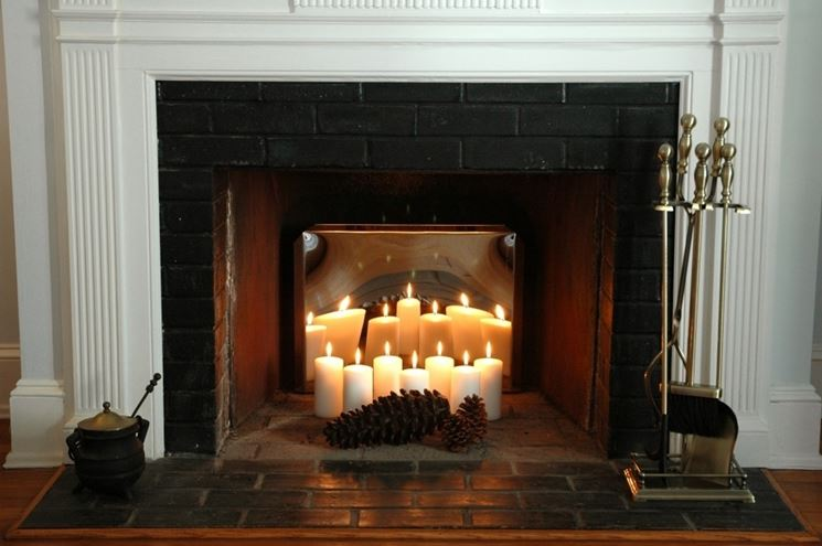 camino candele