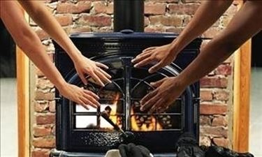 Stufe per riscaldamento