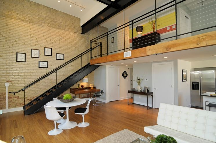Ampliamento con soppalco ristrutturazione casa come for Case moderne sotto 100k