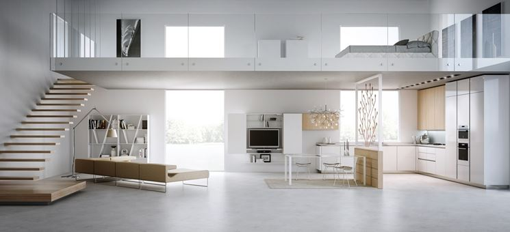 Camera con soppalco, come progettarla - Ristrutturazione casa ...