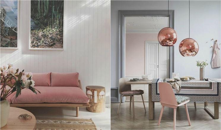 Colori di tendenza per imbiancare casa idea creativa for Colori per la casa